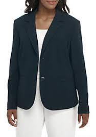 Calvin Klein <b>Plus Size Double</b>-<b>Button</b> Jacket   belk
