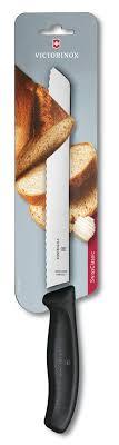 "<b>Нож для хлеба Victorinox</b> ""SwissClassic"", цвет: черный, длина ..."