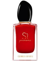 <b>Giorgio Armani Si Passione</b> Eau de Parfum Spray, 1.7-oz ...