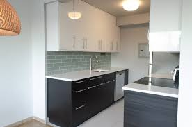 Charcoal Grey and White Cabinetry