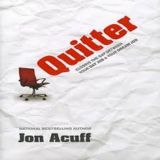 quitter by jonathan acuff audiobook christian quitter