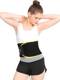 Buy Yosoo Women's Waist Support <b>Adjustable Elastic Waist Belt</b> ...