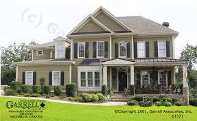Edenton House Plan   House Plans by Garrell Associates  Inc Edenton   Country  Southern  Farm House Plans