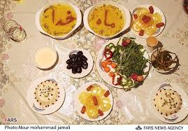 Image result for ‫افطار‬‎