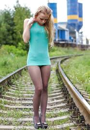 Interest of a beautiful woman Photo Girls In Black Pantyhose.