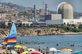 Resultado de imagen de central nuclear de vandellos ii