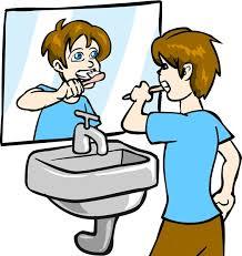 Image result for gadis melayu berus gigi setiap pagi