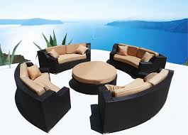 patio furniture sectional ideas:  ideas outdoor patio furniture sectional design that will make you happy for inspirational home decorating with