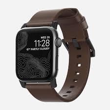 NOMAD® | <b>Apple Watch Straps</b>