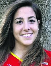 María López, a la selección española que prepara el Preolímpico. María López. :: J. BILBAO - 8179155