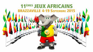 """Résultat de recherche d'images pour """"Jeux africains qui se déroulent du 4 au 19 septembre 2015 à Brazzaville"""""""