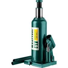 <b>Домкрат гидравлический бутылочный</b> Kraft-Lift, сварной, 6т, 220 ...