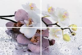 Плитка <b>Бордюр</b> Alba <b>Orchid 4</b>,<b>5х30</b>, коллекция Alba <b>Orchid</b> ...