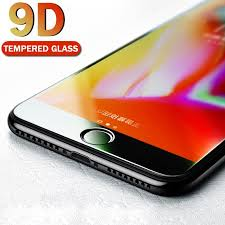 9d full cover tempered glass for vivo y97 y95 y93 screen protector 9h glue explosion proof protective film