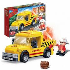<b>Конструктор BanBao Пожарные</b> - Пикап 105 дет. 7108 / 294097
