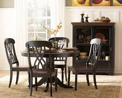 round dining tables for sale  sale at sydney exotic home furnishing ideas with black high gloss round wooden for round dining table and chairs
