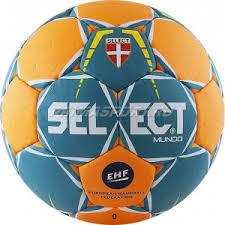 <b>Select MUNDO</b> Mini (846211-446) EHF <b>Мяч гандбольный</b> (цвет ...