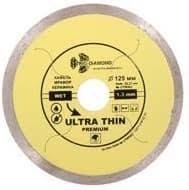 Алмазный <b>диск Trio Diamond</b> Сплошной Ультратонкий Ø125 мм
