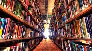 Resultado de imagen de bibliotecas y libros