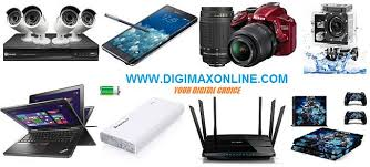 Digimaxonline - Leading distributor and supplier of electronics in ...