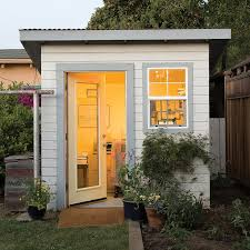 backyard home office home office ideas sunset backyard office shed