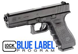 Image result for glock blue label