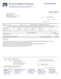 doc 585650 price quote template 8 sample example format quotation forms sample price quotation format template sample