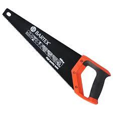 Характеристики модели <b>Ножовка по дереву BARTEX</b> Expert-TPD ...