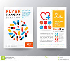health care and medical poster brochure flyer design layout stock health care and medical poster brochure flyer design layout