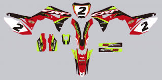 Motocross and Dirt Bike Graphics | Mad <b>Monkey</b> Media