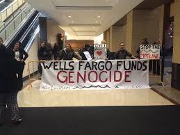 dapl protesters close accounts wells fargo us bank wcco dapl protesters close accounts wells fargo us bank wcco cbs minnesota