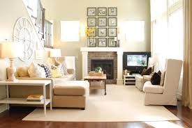 White Chairs For Living Room 24 Small Living Room Ideas For Make Room Look Bigger Horrible Home