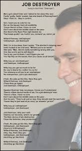 toons mitt romney job destroyer > democratic underground so where can i actually hear it