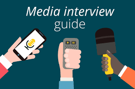 media interview guide
