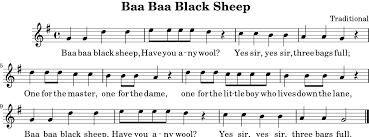 Baa, Baa, <b>Black</b> Sheep — Википедия