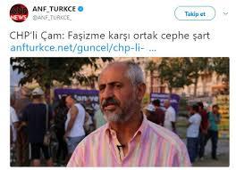 CHP'li vekil PKK medyasına konuştu