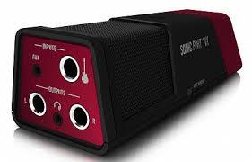 Купить <b>Мобильный аудиоинтерфейс LINE 6</b> SONIC PORT VX с ...