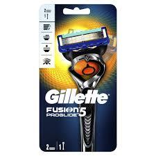 Бритвенный станок <b>GILLETTE FUSION ProGlide</b> Flexball с 2 ...
