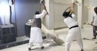 Estado Islámico destruye cultura e historia en Irak y Siria