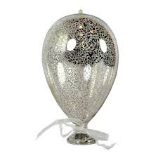 "<b>Новогодний шар</b> ""<b>Antique</b> Silver"", 14 см бренда SHISHI – купить ..."