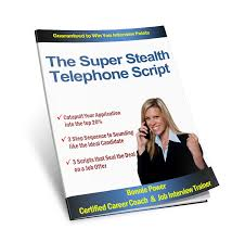 telephone interviews how to impress in the first  telephone interview