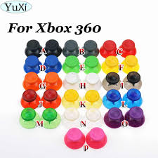 <b>YuXi 2pcs</b> For XBOX 360/one <b>Analog Joystick</b> Thumb Cap For Sony ...