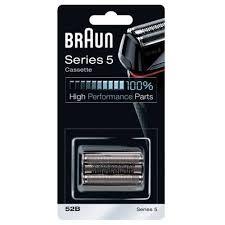 <b>Сетка и режущий</b> блок 52B для электробритв Braun Series 5 ...
