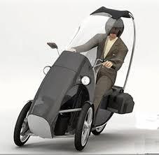 Blog de club5a : Association Audoise des Amateurs d'Automobiles Anciennes, REVUE DE PRESSE - Tri'Ode : Véléance invente le scooter du futur !