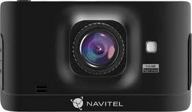 Видеорегистратор <b>Navitel R400 NV черный</b> 3Mpix 1080x1920 ...