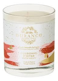 <b>Ароматическая свеча Perfumed Natural</b> Candle Winter Wreath 180г