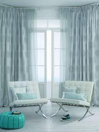 light green living room curtain design ideas