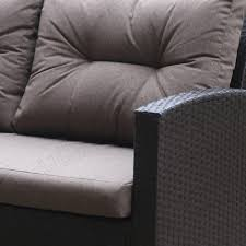 Плетеный <b>диван</b> AFM-205B Brown/Light brown <b>AFINA GARDEN</b> в ...