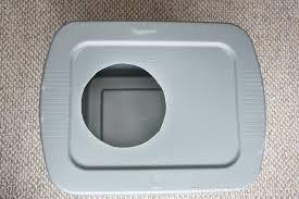 diy mess free cat litter box simple anyone can do it really cat litter box
