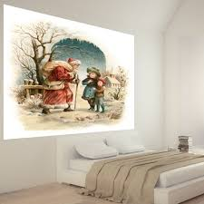 Fashion Christmas Series Decorative Tapestry Sale, Price & Reviews